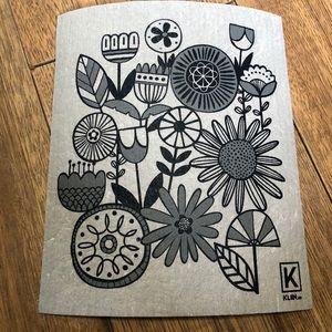 2/$27- Eco-friendly sponge cloth